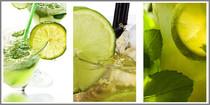 Limette Frisch, Cocktail Erlebniswelt, Hahnenschwanz