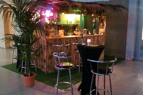 Mobil Barsystem, Karibik Stand, Cocktail Stand Bayern
